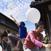 瀬戸内芸術祭2010年参加作品「直島劇場」モノクロームサーカス × 服部滋樹 2010年9月23日(木・祝) - 9月26日(日) 於:直島・本村地区