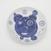 丸皿 熊図(小)(2010年) 20,000円