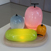 Fruits table lamp 2011